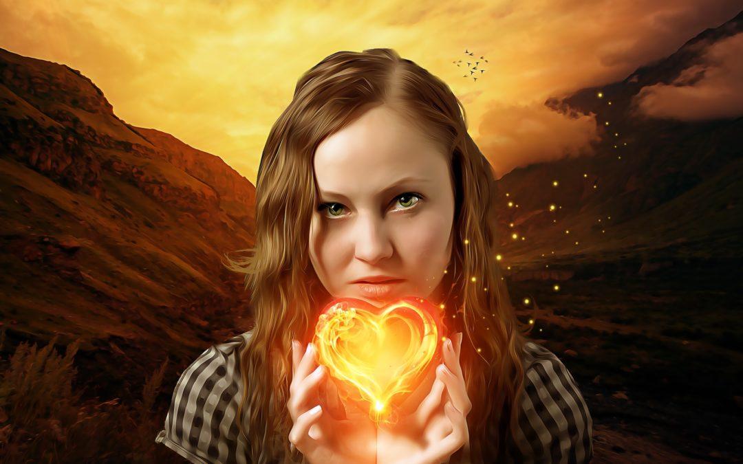 Krissy und das goldene Herz