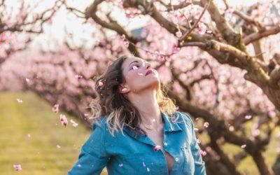 Weil ein Kirschbaum keine Pampers braucht